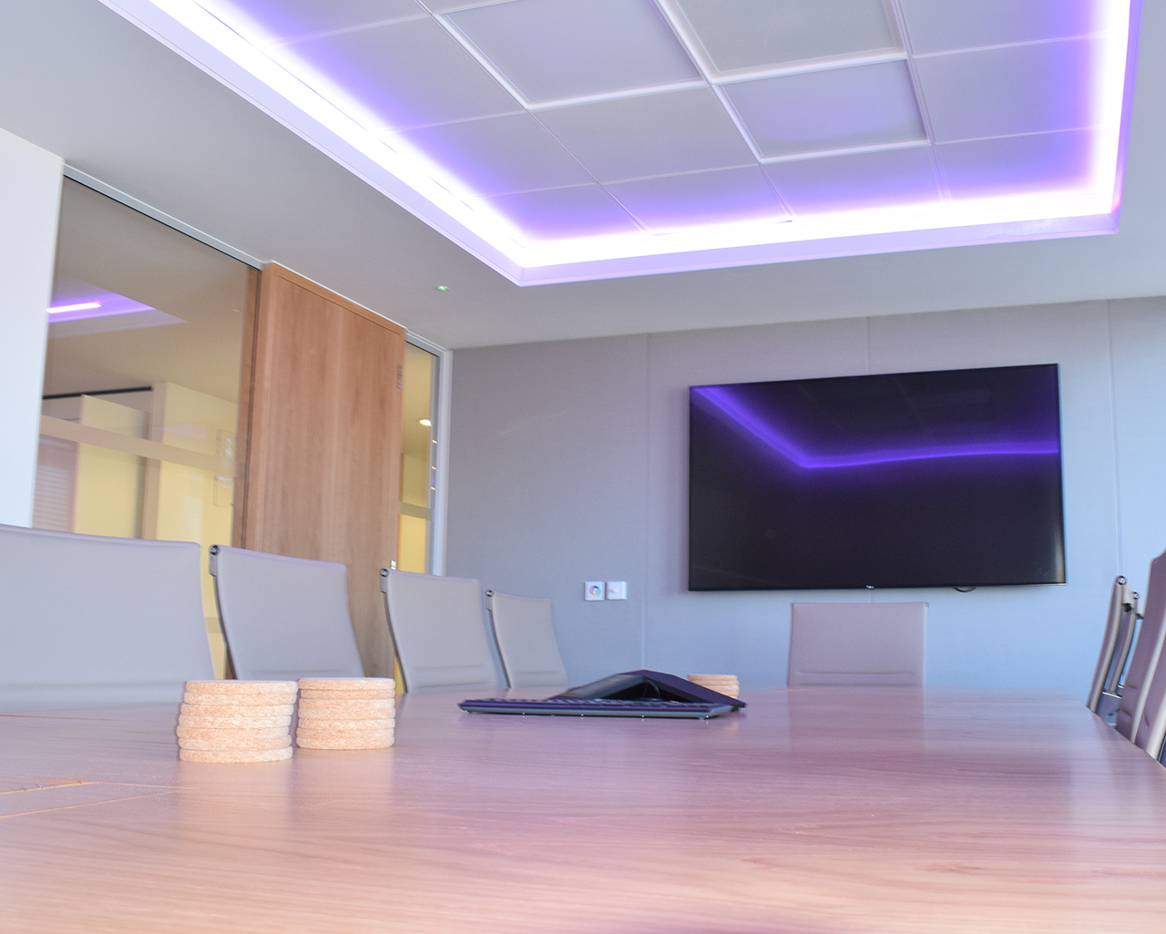 TPS Interiors - Theramex office fit out